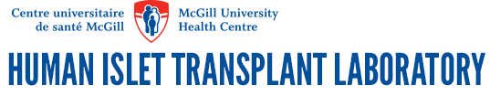 Human Islet Transplant Laboratory | McGill University Health Centre